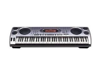 CASIO WK-1800 76-Keys Electric Workstation Keyboard w/Floppy Disc Drive