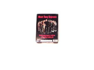 DVD MOVIE DVD THE SOPRANOS THE COMPLETE FIRST SEASON