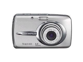 OLYMPUS Digital Camera STYLUS 600