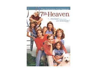 DVD MOVIE DVD 7TH HEAVEN THE COMPLETE FIRST SEASON