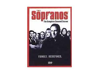 DVD MOVIE DVD THE SOPRANOS: THE COMPLETE SECOND SEASON (2001)