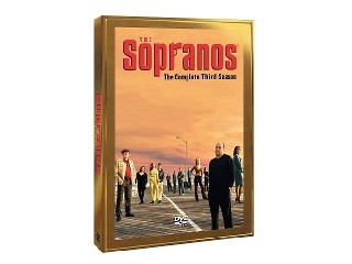 DVD MOVIE DVD THE SOPRANOS: THE COMPLETE THIRD SEASON (2002)