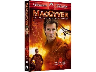 DVD MOVIE DVD MACGYVER-THE COMPLETE FOURTH SEASON