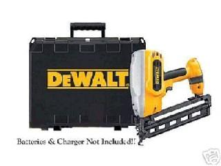 DEWALT Nailer/Stapler DC618