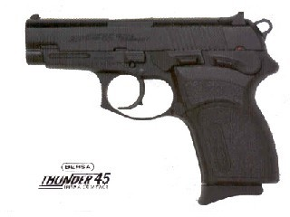BERSA Pistol THUNDER 45 ULTRA COMPACT