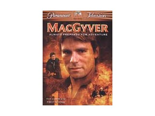 DVD MOVIE DVD MACGYVER-THE COMPLETE FIRST SEASON (2005)