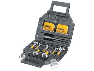 DEWALT Drill Bits/Blades DW1649 8 PIECE SELF FEED BIT SET