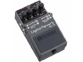 BOSS Effect Equipment RV5