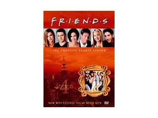 DVD MOVIE DVD FRIENDS THE COMPLETE FOURTH SEASON