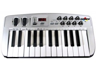 M AUDIO OXYGEN 8 MIDI CONTROLLER