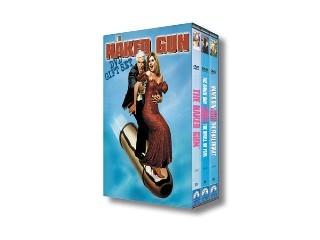 DVD MOVIE DVD THE NAKED GUN DVD GIFT SET (2000)
