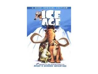 DVD MOVIE DVD ICE AGE (2002)
