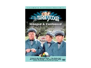 DVD MOVIE DVD THE THREE STOOGES-STOOGED AND CONFOOSED (2004)