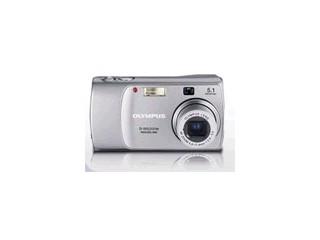 OLYMPUS Digital Camera D-555 ZOOM