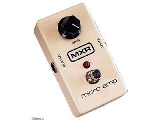 MXR Effect Equipment M133 MICRO AMP