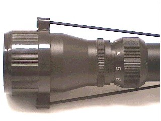 SIMMONS 3-9X50 8-POINT SCOPE