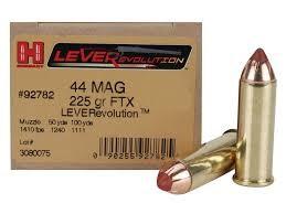 HORNADY Ammunition LEVEREVOLUTION 44 MAG