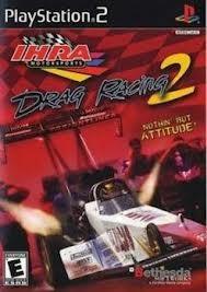 SONY Sony PlayStation 2 Game IHRA DRAG RACING 2