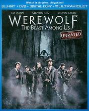WEREWOLF, THE BEAST, FANTASY BLU-RAY MOVIE