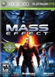 MICROSOFT Microsoft XBOX 360 Game MASS EFFECT