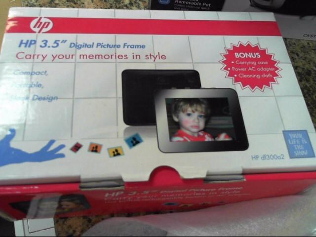 HEWLETT PACKARD HP DF300A2