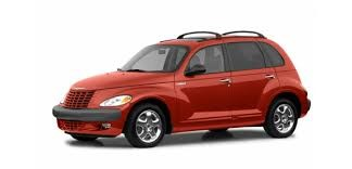 CHRYSLER Car 2002 PT CRUISER