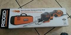 RIDGID Reciprocating Saw R3031