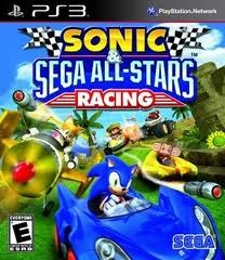 SONY Sony PlayStation 3 Game SONIC SEGA ALL-STARS RACING