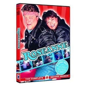 DVD BOX SET DVD ROSEANNE 2ND SEASON