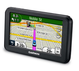 GARMIN GPS System NUVI 40