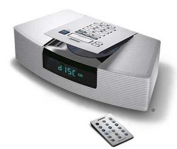 BOSE CD Player & Recorder RADIO AWRC1P