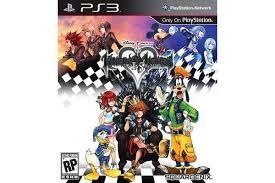 SONY Sony PlayStation 3 Game KINGDOM HEARTS HD 1.5 REMIX