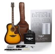 KEITH URBAN Acoustic Guitar THE PLAYER