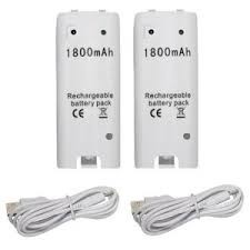 NINTENDO Video Game Accessory WII RECHARGEABLE BATTERY