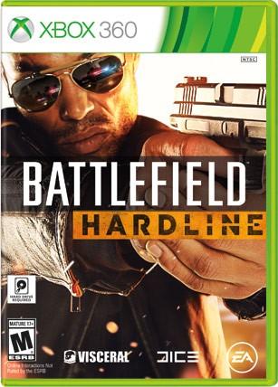 MICROSOFT Microsoft XBOX 360 Game BATTLEFIELD HARDLINE