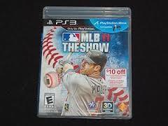 SONY Sony PlayStation 3 MLB 11 THE SHOW PS3