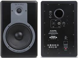M AUDIO Speakers/Subwoofer STUDIOPHILE BX8