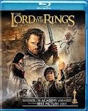 BLU-RAY MOVIE Blu-Ray LORD OF THE RINGS THE RETURN OF THE KING