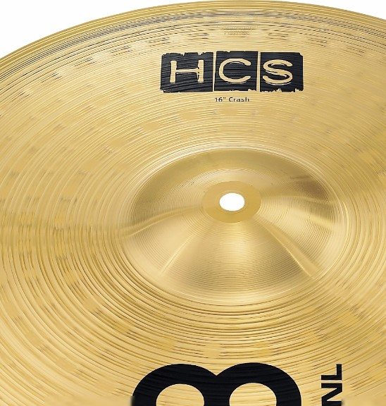 "NEINL Cymbal HCS 16"" CRASH"