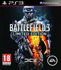 SONY Sony PlayStation 3 Game BATTLEFIELD 3 LIMITED EDITION