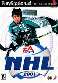 SONY Sony PlayStation 2 NHL 2001