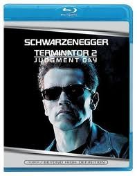 BLU-RAY MOVIE Blu-Ray TERMINATOR 2 JUDGEMENT DAY