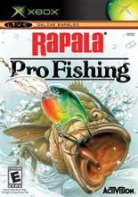 MICROSOFT Microsoft XBOX RAPALA PRO FISHING