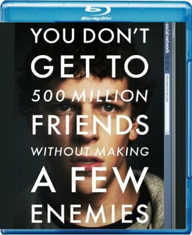 BLU-RAY MOVIE Blu-Ray THE SOCIAL NETWORK