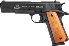 ROCK ISLAND ARMORY Pistol 1911 A1-FS