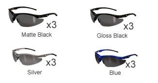 GLOBAL VISION EYEWEAR Sunglasses SLAYER CF FM