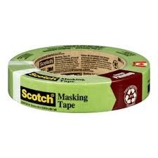 SCOTCH Miscellaneous Tool PRO PAINTING MASKING TAPE 24MM X 55MM, 60 YD