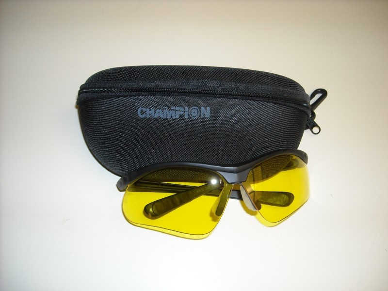 CHAMPION SHOOTING GEAR Accessories SHOOTING GLASSES