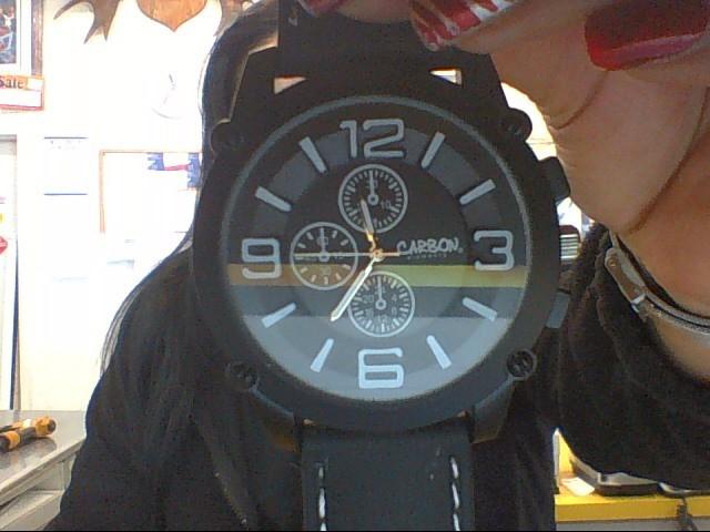 CARBON ELEMENT Gent's Wristwatch WATCH