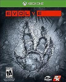 MICROSOFT Microsoft XBOX One Game EVOLVE - XBOX ONE